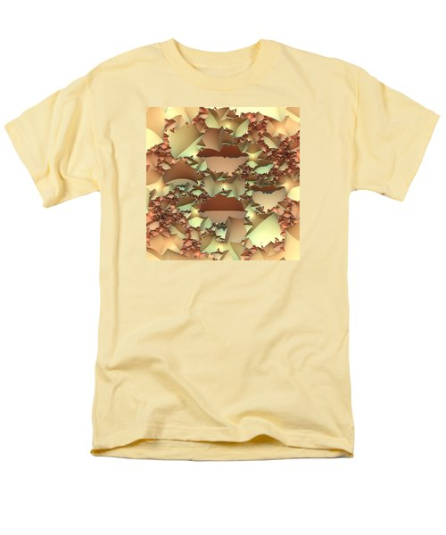 Men's T-Shirt  (Regular Fit) featuring the digital art For Your Wall by Lyle Hatch