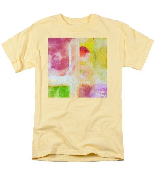 Men's T-Shirt  (Regular Fit) featuring the photograph Four Corners by William Wyckoff