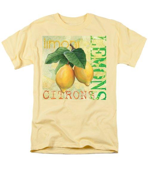 Froyo Lemon Men's T-Shirt  (Regular Fit)