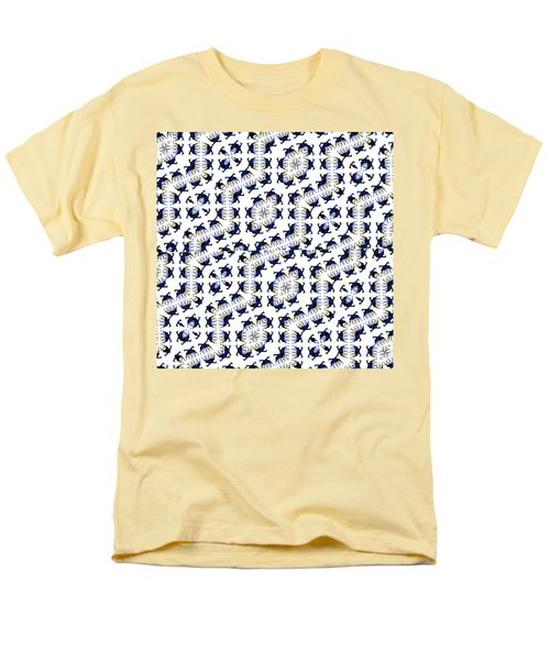 Giraffe Abstract 02 Men's T-Shirt  (Regular Fit) by EricaMaxine  Price