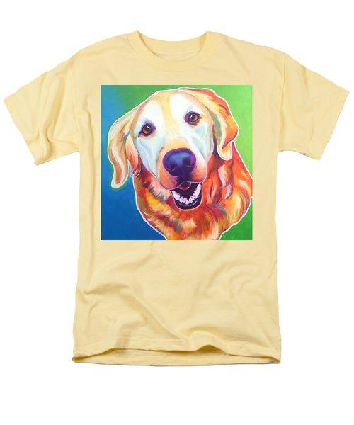 Golden Retriever - Daisy Mae Men's T-Shirt  (Regular Fit)