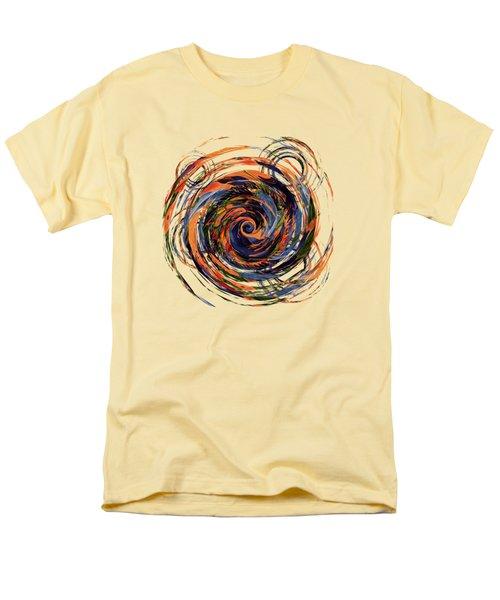 Gravity In Color Men's T-Shirt  (Regular Fit) by Deborah Smith