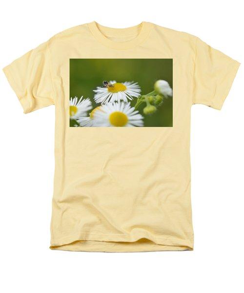 Green Eyes Men's T-Shirt  (Regular Fit) by Janet Rockburn