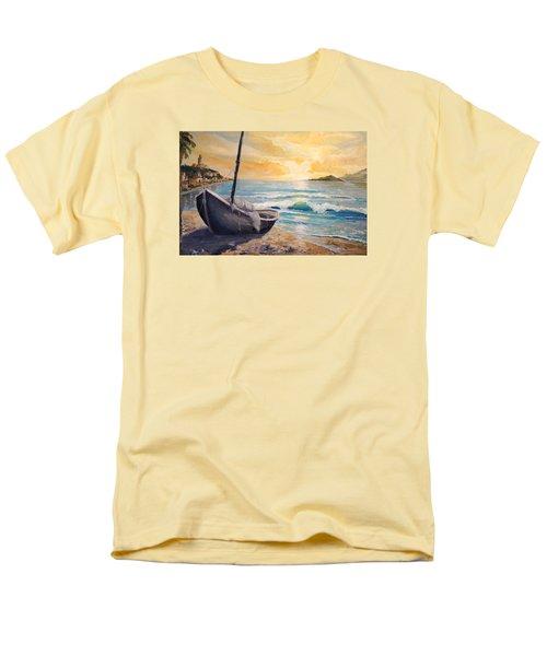 Happy Hour Men's T-Shirt  (Regular Fit) by Alan Lakin