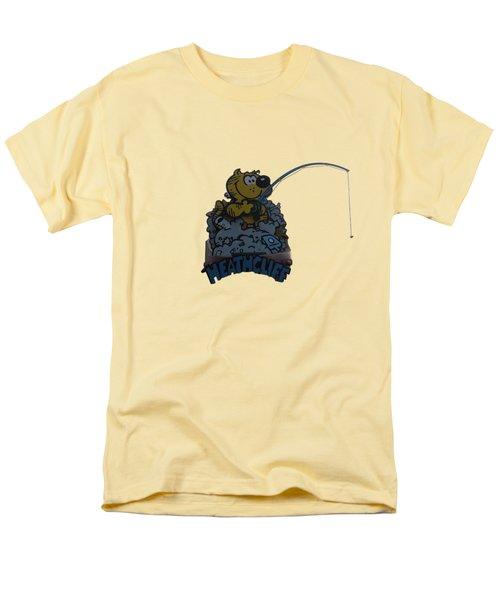 Heathcliff Men's T-Shirt  (Regular Fit) by Tom Prendergast