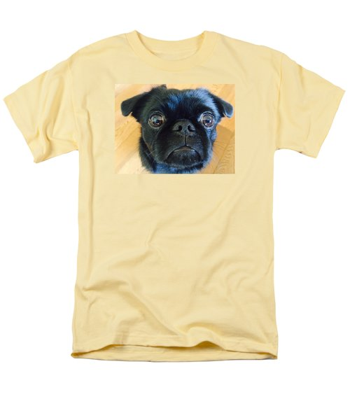 Men's T-Shirt  (Regular Fit) featuring the photograph Honestly by Paula Brown