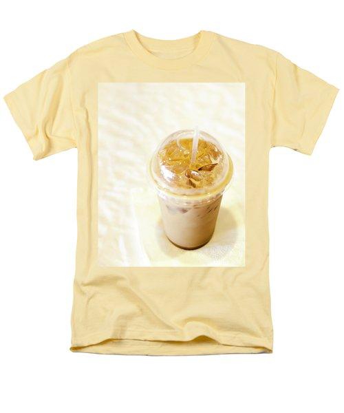 Iced Coffee 1 Men's T-Shirt  (Regular Fit)