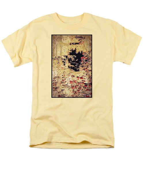 Men's T-Shirt  (Regular Fit) featuring the photograph Into The Unknown by William Wyckoff