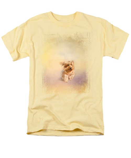 Into The Wind Men's T-Shirt  (Regular Fit) by Jai Johnson