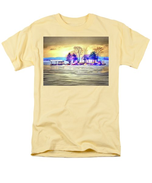Island Life Men's T-Shirt  (Regular Fit)