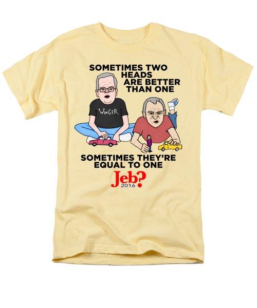 Jebbbers Men's T-Shirt  (Regular Fit) by Sean Corcoran