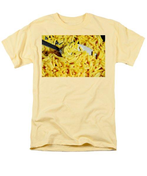 Kraft Mac'n Cheese Men's T-Shirt  (Regular Fit) by Diana Angstadt
