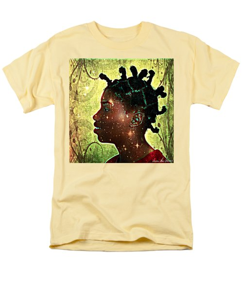 Men's T-Shirt  (Regular Fit) featuring the photograph Limitless by Iowan Stone-Flowers