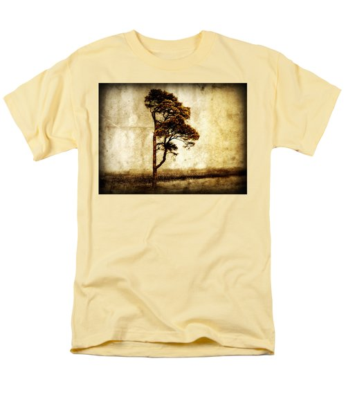 Lone Tree Men's T-Shirt  (Regular Fit)