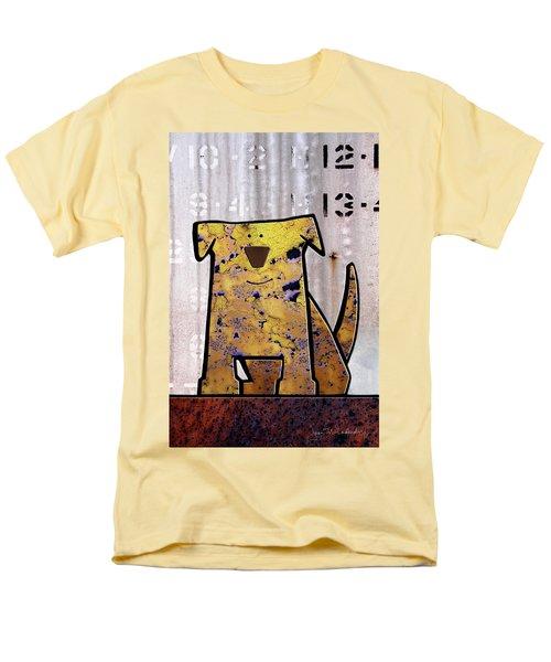 Loyal Men's T-Shirt  (Regular Fit) by Joan Ladendorf