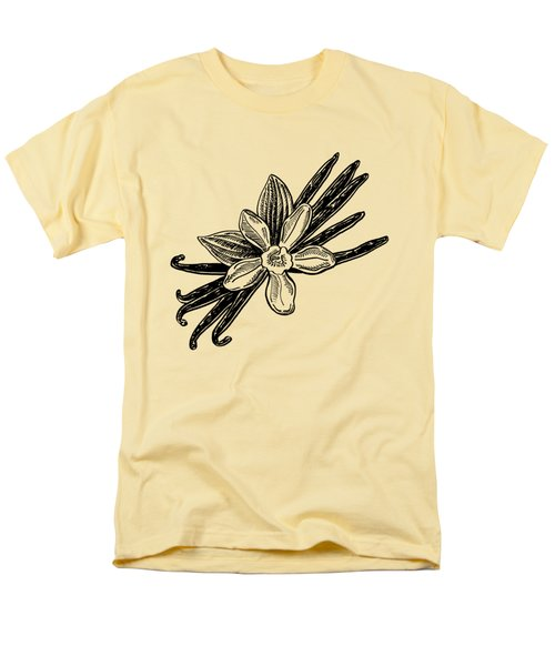 Madagascar Vanilla Men's T-Shirt  (Regular Fit) by Irina Sztukowski