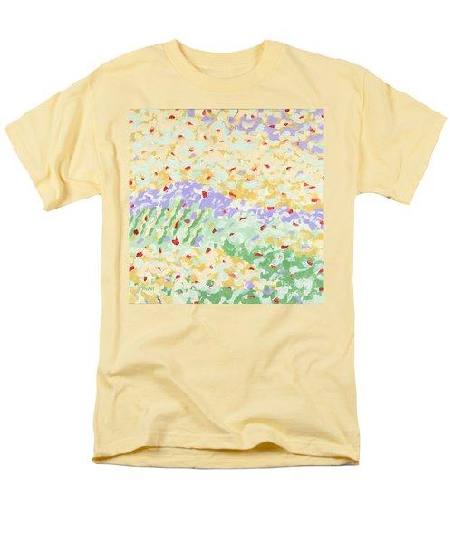 Modern Landscape Painting 3 Men's T-Shirt  (Regular Fit) by Gordon Punt