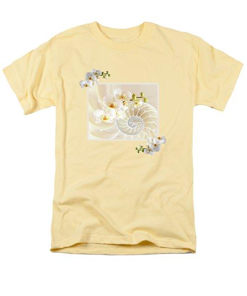 Natural Fusion Men's T-Shirt  (Regular Fit) by Gill Billington