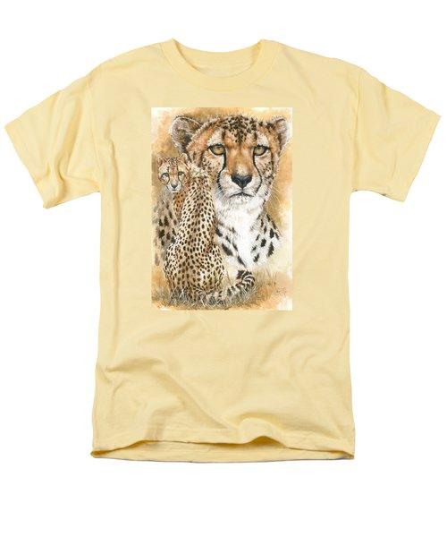 Nimble Men's T-Shirt  (Regular Fit) by Barbara Keith