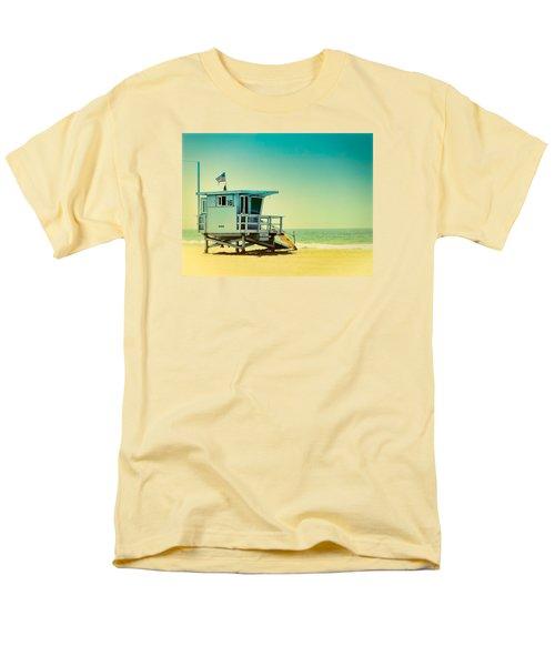 No 16 - Wish You Were Here Men's T-Shirt  (Regular Fit)