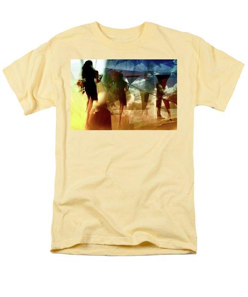 O How Much More Doth Beauty Beauteous Seem Men's T-Shirt  (Regular Fit) by Danica Radman