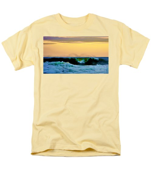 Ocean Power Men's T-Shirt  (Regular Fit) by Blair Stuart