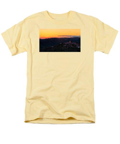 One Evening In September Men's T-Shirt  (Regular Fit) by Robert Krajnc