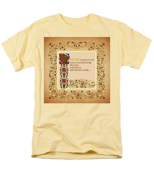 Oscar Alternative Ending Men's T-Shirt  (Regular Fit) by Donna Huntriss