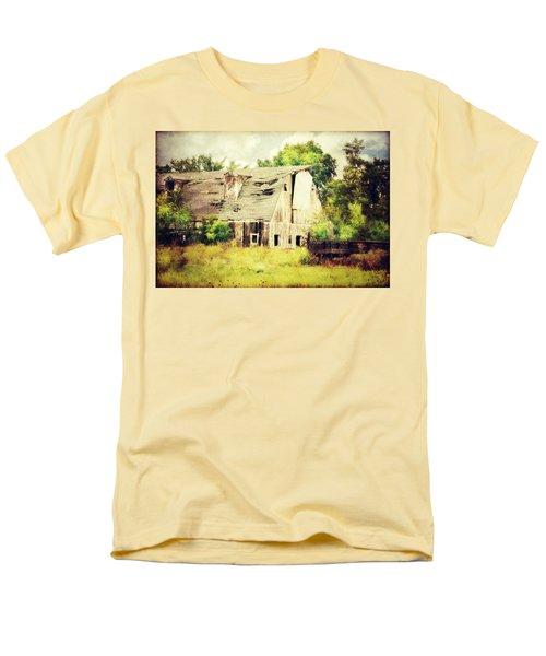 Over Grown Men's T-Shirt  (Regular Fit) by Julie Hamilton