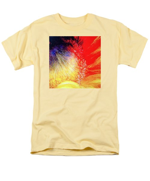 Men's T-Shirt  (Regular Fit) featuring the pastel Passions From Within by Antonia Citrino
