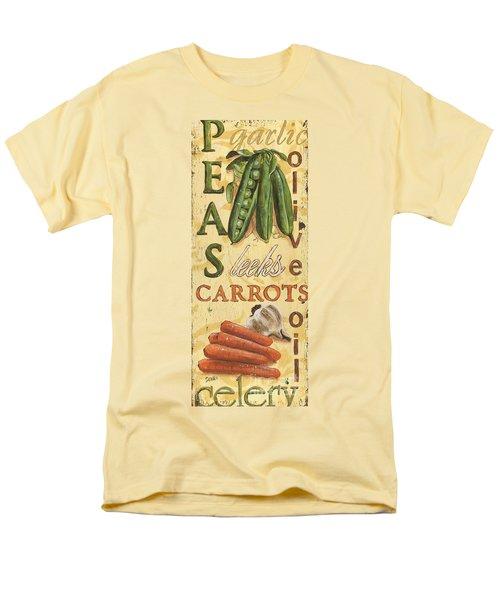 Pea Soup Men's T-Shirt  (Regular Fit) by Debbie DeWitt