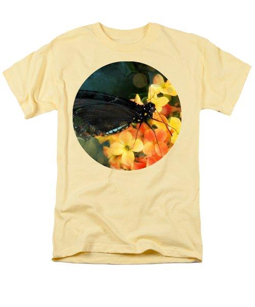 Peachy Men's T-Shirt  (Regular Fit) by Anita Faye