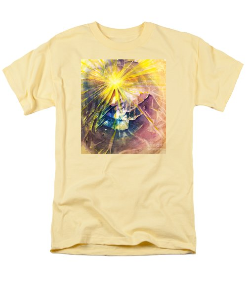 Piercing Light Men's T-Shirt  (Regular Fit)