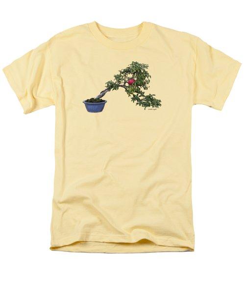 Pomegranate - Apparel Men's T-Shirt  (Regular Fit) by Loretta Luglio