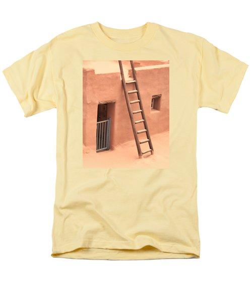 Pueblo Men's T-Shirt  (Regular Fit) by John Bushnell