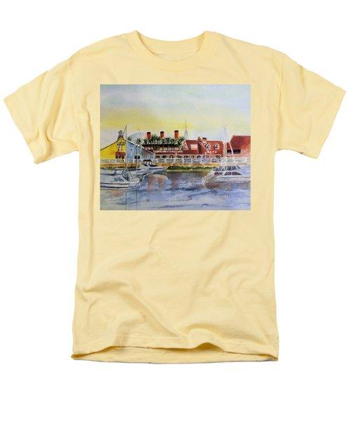 Queen Of The Shore Men's T-Shirt  (Regular Fit) by Debbie Lewis