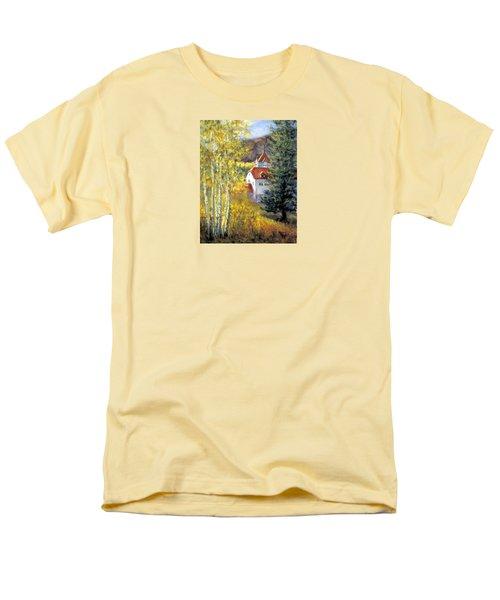 Redstone Inn Men's T-Shirt  (Regular Fit)