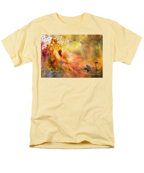 Rock Of Ages Men's T-Shirt  (Regular Fit)