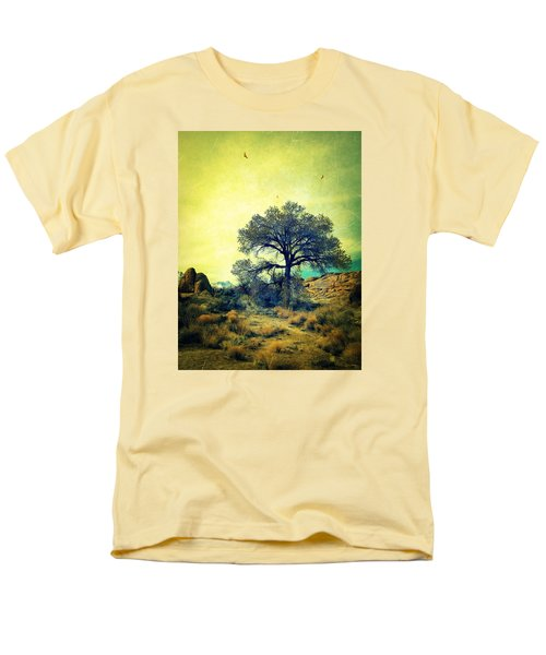 Men's T-Shirt  (Regular Fit) featuring the photograph Rough Terrain by Glenn McCarthy Art and Photography