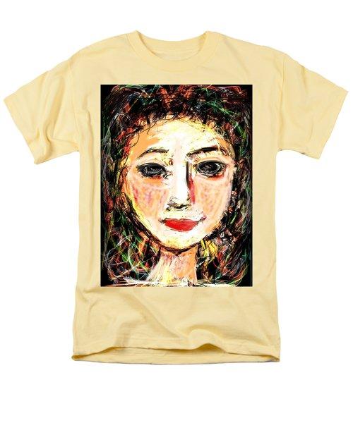 Samantha Men's T-Shirt  (Regular Fit) by Elaine Lanoue
