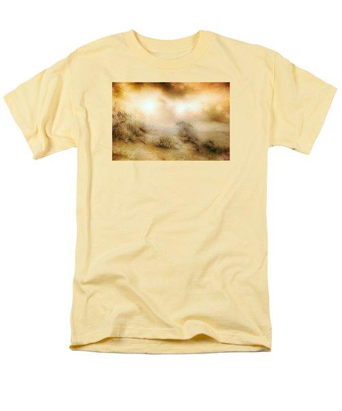 Sea Oats In Paradise Men's T-Shirt  (Regular Fit) by Dan Carmichael
