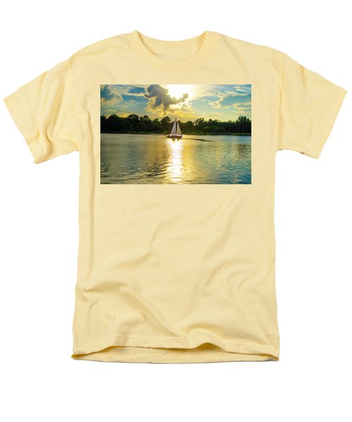 Serenity  Men's T-Shirt  (Regular Fit) by Mary Ward