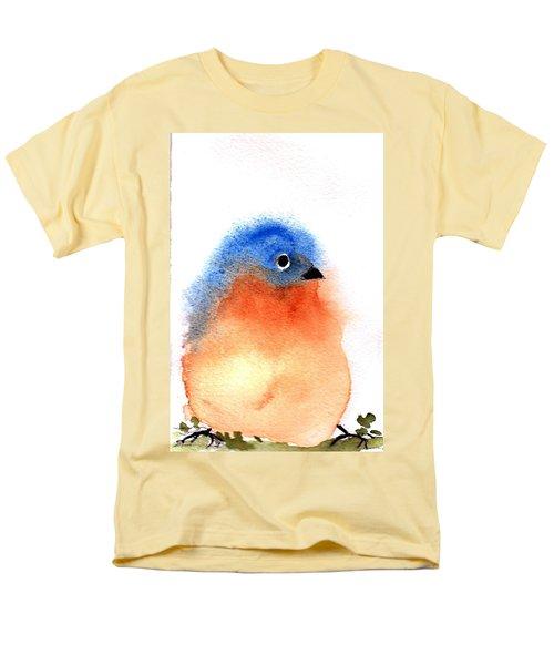 Silly Bird #2 Men's T-Shirt  (Regular Fit) by Anne Duke