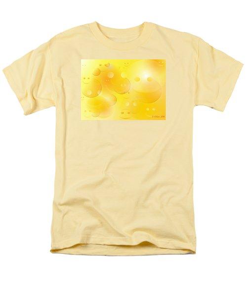 Smile Men's T-Shirt  (Regular Fit) by Denise Fulmer