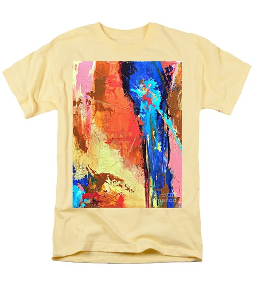 Song Of The Water Men's T-Shirt  (Regular Fit)