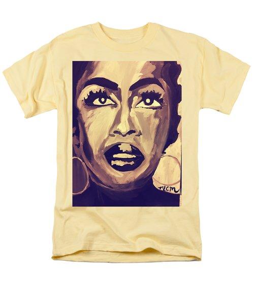 Soul Sister  Men's T-Shirt  (Regular Fit) by Miriam Moran