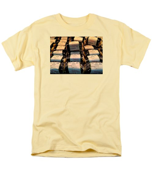 Men's T-Shirt  (Regular Fit) featuring the photograph Spam, Spam, Spam, Spam by Brenda Pressnall