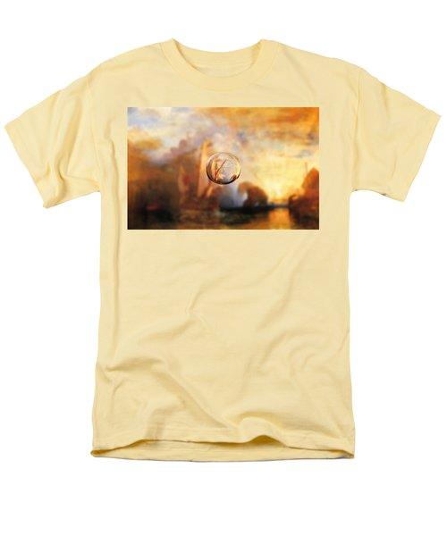 Sphere 11 Turner Men's T-Shirt  (Regular Fit) by David Bridburg