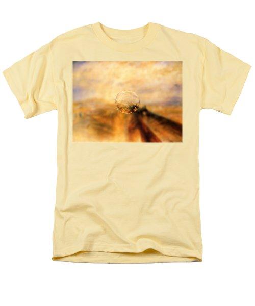 Sphere 8 Turner Men's T-Shirt  (Regular Fit) by David Bridburg