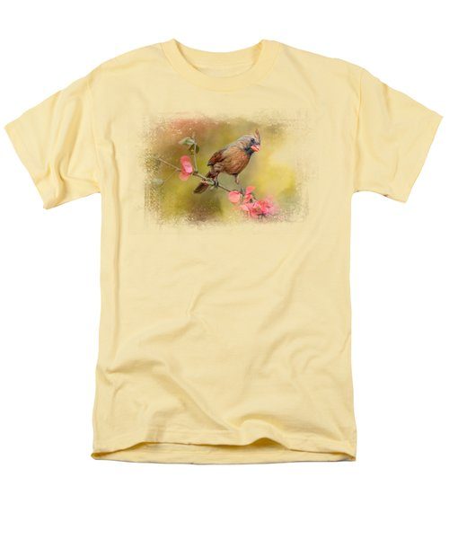 Spring Cardinal 1 Men's T-Shirt  (Regular Fit) by Jai Johnson